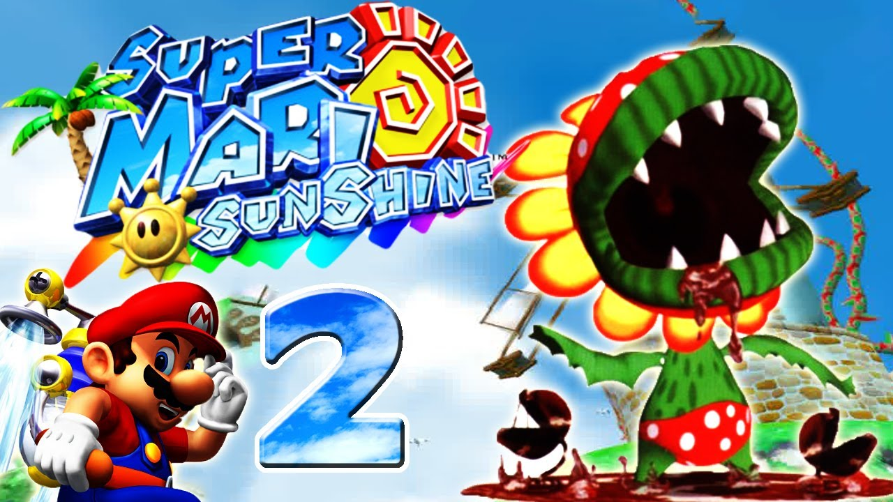 Super Mario Sunshine Let S Play Super Mario Sunshine