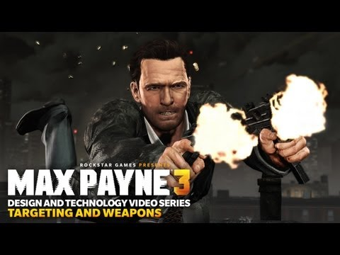 Max Payne 3 'Design and Technology Series' #2