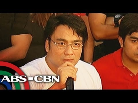 Bong Revilla: Don't judge us yet