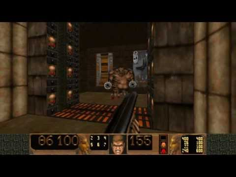 "[Doom 2] Epic 2  MAP 26 ""Luxor"" UV-Fast"