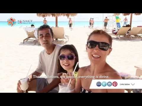 Sunset Royal Beach Resort - Guest Reviews | Cancun Vacations