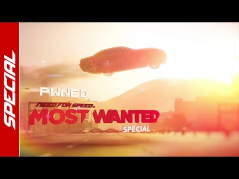 Новое геймплейное видео Need For Speed: Most Wanted