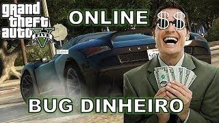 GTA 5 ONLINE BUG DO DINHEIRO E RP INFINITO PT-BR (GTA V