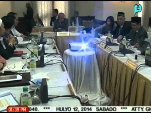 [News@1] Gov't at MILF peace panels muling magpupulong [07|12|14]