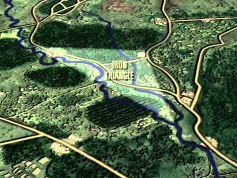 Chiến trường Việt Nam : Phần 4 : Thử thách tam giác sắt