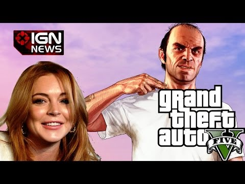 Lindsay Lohan Sues Rockstar Over GTA V - IGN News