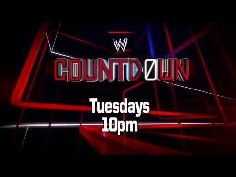 WWE Countdown: Greatest Finishing Moves - Tuesday 10/9 CT on WWE Network