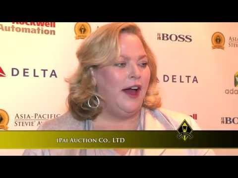 iPai Auction Co , LTD wins at the 2014 Asia-Pacific Stevie Awards