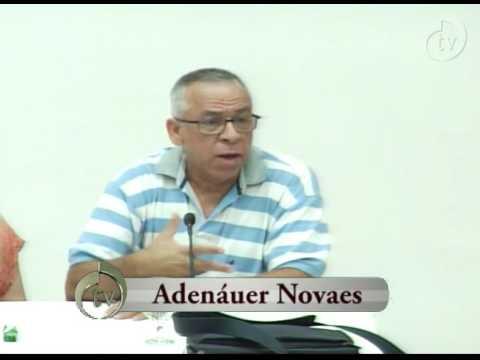 POTENCIAIS DO ESPÍRITO - Palestrante: Adenáuer Novaes (10.03.2017)