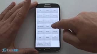 Samsung Galaxy S4 testiranje funkcija