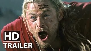 Thor 2: The Dark World Trailer (Deutsch German) HD