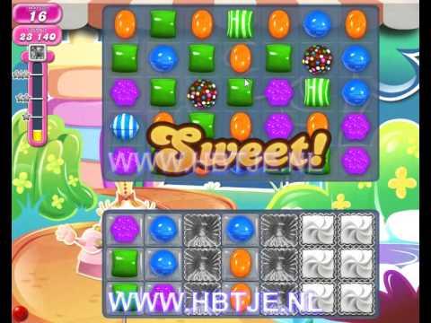 Candy Crush Saga level 649