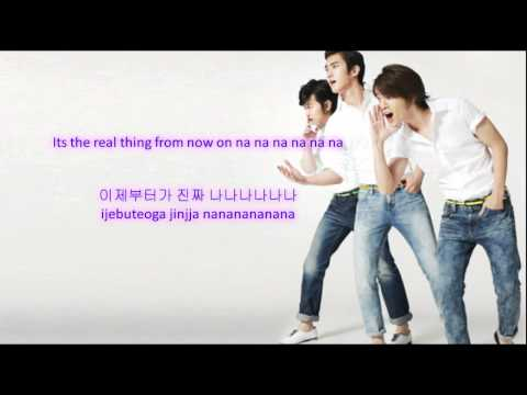 Super Junior - Sexy, Free and Single [Eng+Rom+Han] Lyrics