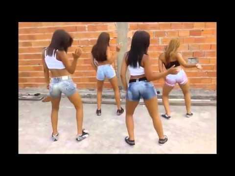 Novinhas dançando funk. FUNK 2014