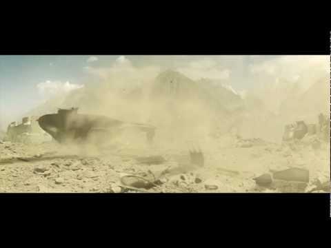 helicopter crash vfx