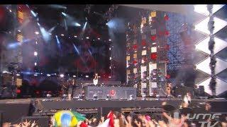 Laidback Luke - Ultra Music Festival 2013