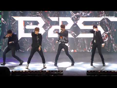 [Fancam] Beast - Shock @ SBS Concert in Irvine