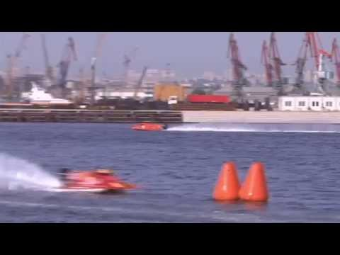Powerboat Racing Baku Grand Prix 2013 part 5