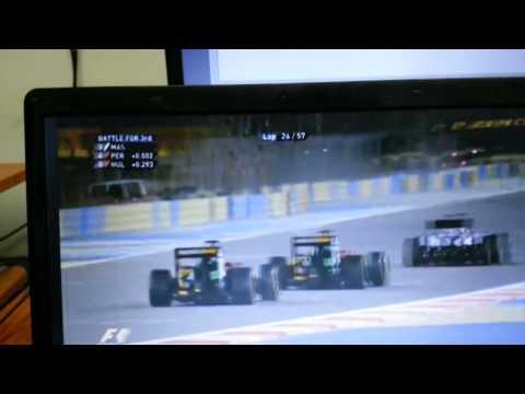 Sergio Perez Vs Nico Hulkenberg Vs Fernando Alonso