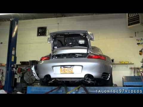 1600hp Porsche Turbo Dyno Record! Undercover Performance
