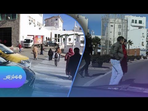 تطوان .. مدينة نموذجية في احترام السائقين لأسبقية الراجلين