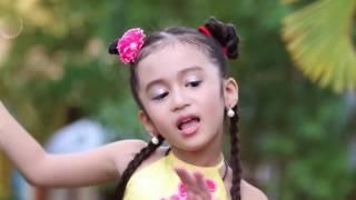Đi Cấy - Bé Tú Anh | Nhạc Thiếu Nhi [MV 2017]
