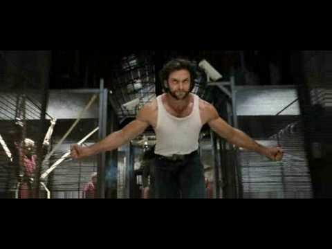 X-Men Origins: Wolverine movie trailer