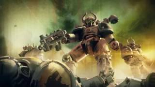 Warhammer 40000: Space Wolf - Steam Teaser Trailer