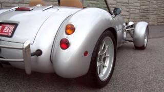 1999 Panoz AIV Roadster Walk Around Tour For Sale Now