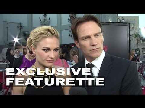 True Blood: Season 7 Premiere: Exclusive Featurette with Anna Paquin, Stephen Moyer, & Sam Trammell
