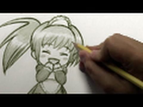 "How to Draw a ""Happy-Cute Chibi"""