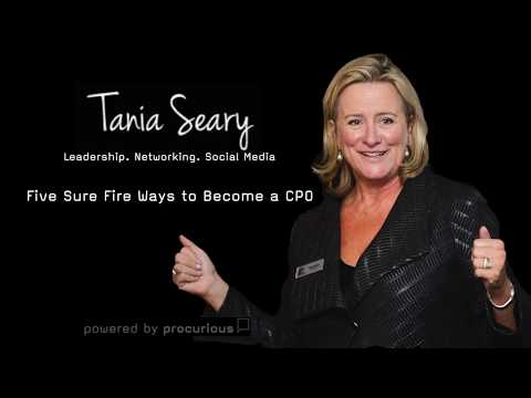 Five Sure Fire Ways to Become a CPO