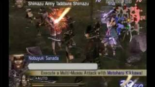 Samurai Warriors 2 Empires - Final Battle of Higo