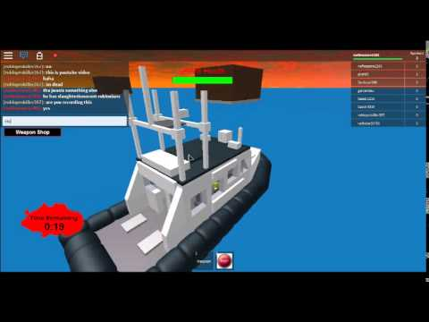 Jaws updated(roblox version) part 2