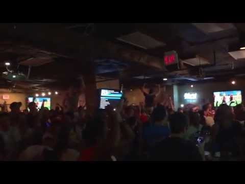 U.S. vs. Portugal: Fan Reaction to Jermaine Jones' goal