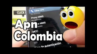 Como Configurar Apn Movistar Colombia Para Internet WEB