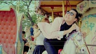PSY GANGNAM STYLE (강남스타일) M/V Making Film