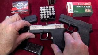 Diamondback DB9 9mm Pocket Pistol Update