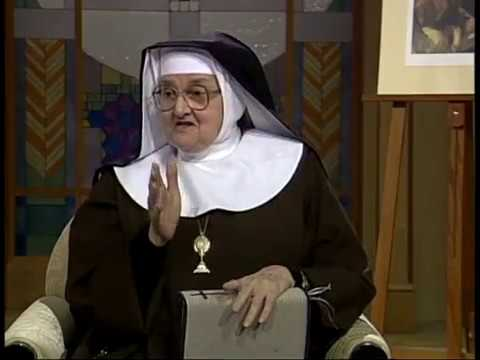 Mother Angelica Live Classics - Shopping and Spirituality - September 17 1996