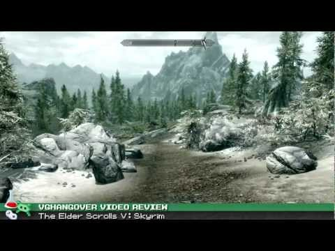 Skyrim Review - Video Game Hangover