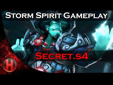 Dota 2 Gameplay: s4 con Storm Spirit