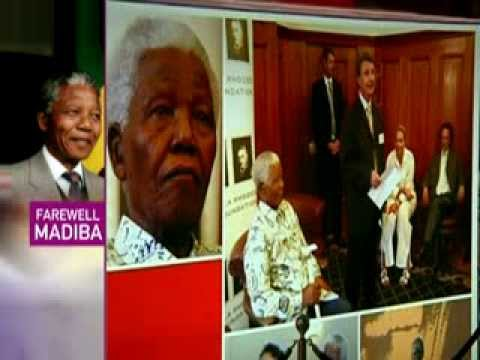 Farewell Madiba: Scores of World leaders gather in South Africa for Mandela memorial.