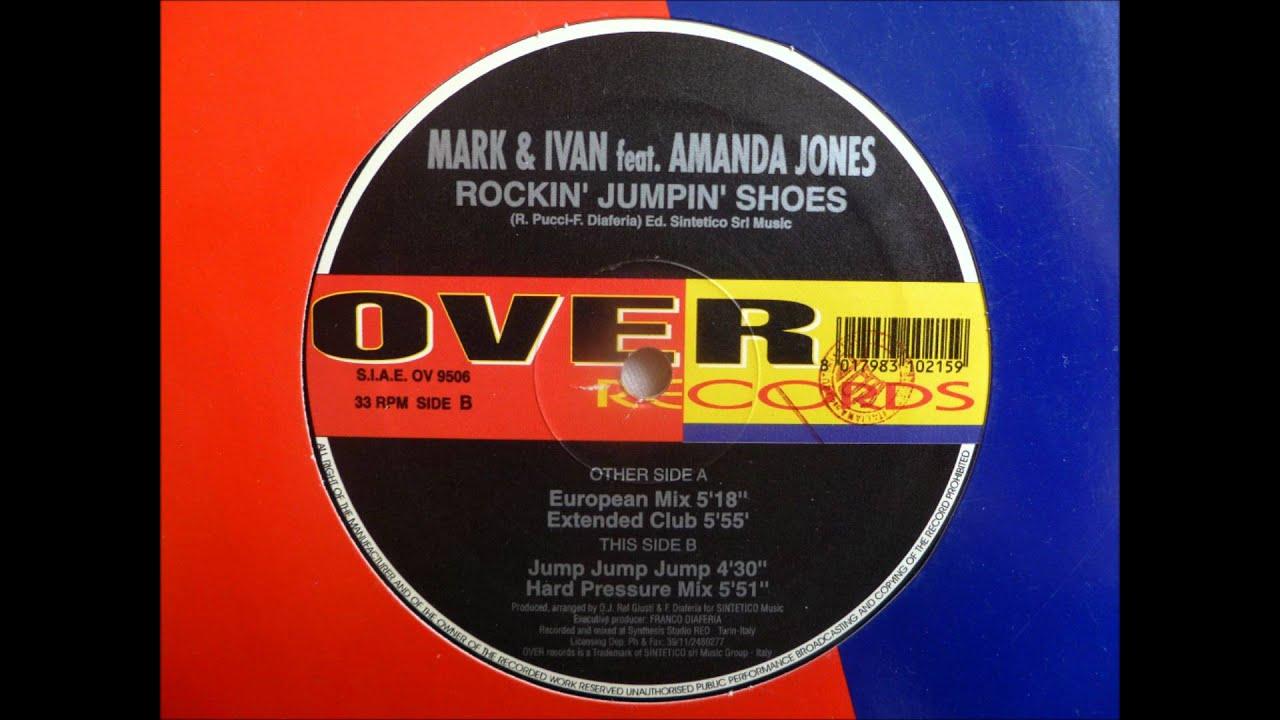 Amanda Jones - Jumpin' Dancin' Shoes