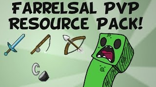 Minecraft PvP Resource Pack! (Custom Sky , Bow Meter , Low