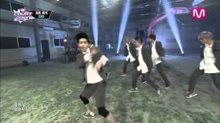 EXO_으르렁 (Growl by EXO@M COUNTDOWN 2013.8.1) - EXO