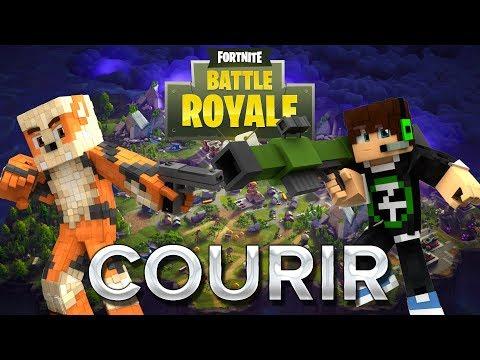 Fortnite BR #8 : COURIR