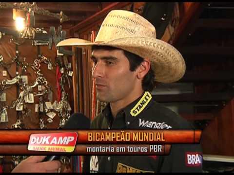 Silvano Alves - Bi Campeão Mundial PBR