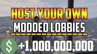 GTA 5 Online DNS Modded Lobby Unlimited Money & RP
