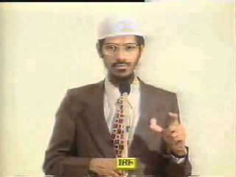 Dr. Zakir Naik - Similarities Between Islam &amp; Christianity  Part 1