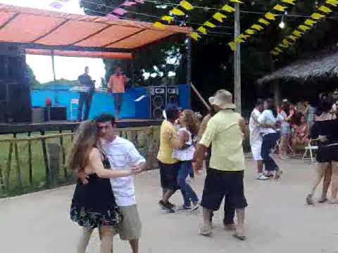 FORRÓ DO PASSAQUATRO 2009 -  SANTO ANTÔNIO - LIVRAMENTO DE NOSSA SENHORA/BA